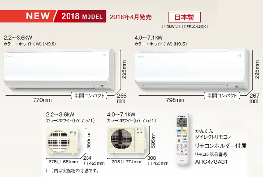 【最安値挑戦中!最大23倍】ルームエアコン ダイキン S56VTCXP-W 壁掛形 CXシリーズ 単相200V 20A 冷暖房時18畳程度 ホワイト [♪■]