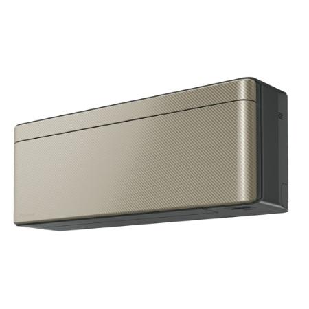 【最安値挑戦中!最大24倍】ルームエアコン ダイキン S28WTSXS-N SXシリーズ 単相100V 15A 冷暖房時10畳程度 受注生産パネル ツイルゴールド [♪§▲]