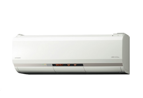 【最安値挑戦中!最大25倍】ルームエアコン 日立 RAS-XK25J(W) 壁掛形 XKシリーズ 寒冷地向 単相100V 20A メガ暖 白くまくん 冷暖房時8畳程度 スターホワイト [♪]