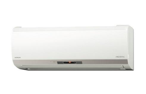 【最安値挑戦中!最大34倍】ルームエアコン 日立 RAS-EK25J(W) 壁掛形 EKシリーズ 寒冷地向 単相200V 20A メガ暖 白くまくん 冷暖房時8畳程度 スターホワイト [(^^)]
