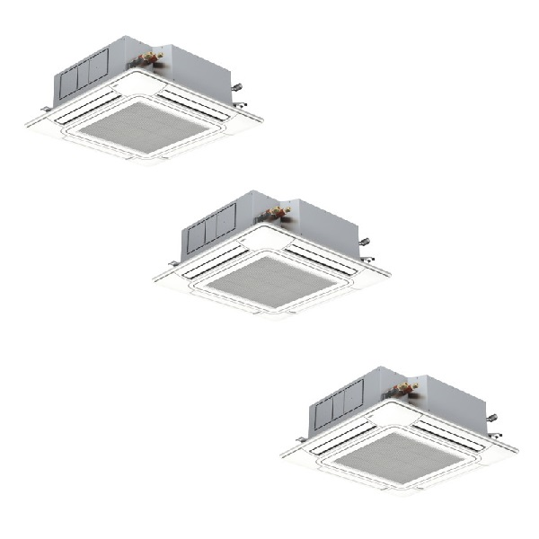【最安値挑戦中!最大25倍】業務用エアコン 日立 RCI-AP335GHG7 個別 てんかせ4方向 個別トリプル 省エネの達人プレミアム 12.0馬力相当 三相200V [(^^)♪]