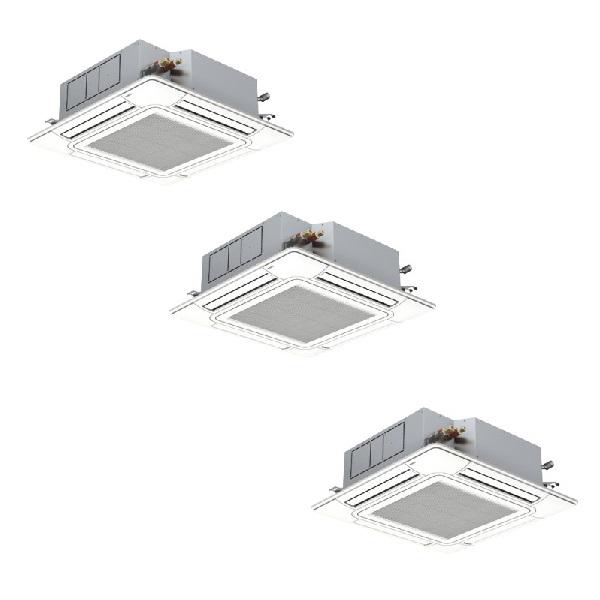 【最安値挑戦中!最大25倍】業務用エアコン 日立 RCI-AP335SHG8 同時 てんかせ4方向 同時トリプル 省エネの達人 12.0馬力相当 三相200V [(^^)♪]