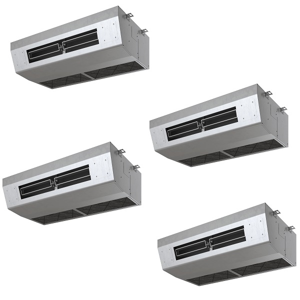 【最安値挑戦中!最大25倍】業務用エアコン 日立 RPCK-AP335SHW8 個別 厨房用エアコン(てんつり) 個別フォー 省エネの達人 12.0馬力相当 三相200V [(^^)♪]