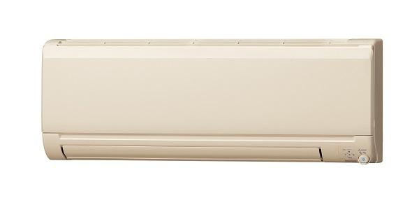 【最安値挑戦中!最大24倍】ルームエアコン 三菱 MSZ-KXV2819(T) KXVシリーズ 寒冷地 ズバ暖 霧ヶ峰 単相100V 20A 室内電源 10畳 ブラウン ※受注生産品 [§■]