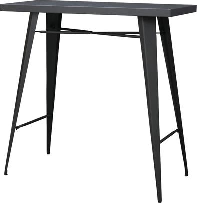 【最安値挑戦中!最大25倍】東谷 GRP-336 カウンターテーブル W105×D49×H100cm(天板W105×D43.5cm) 組立 [♪]