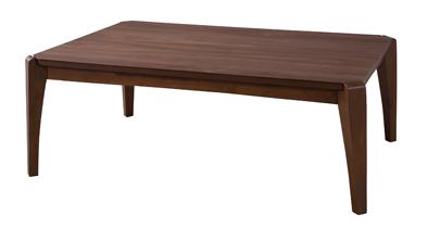 【最安値挑戦中!最大24倍】東谷 KT-108 こたつテーブル W105×D75×H38 組立 [♪]