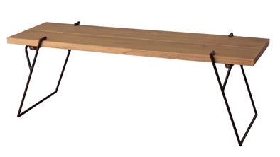 【最安値挑戦中!最大25倍】東谷 NW-172 センターテーブルL W120×D43×H41.5 [♪]