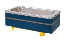 【最安値挑戦中!最大34倍】クリナップ 浴槽 SEB-14S(R・L) ブルー(B) NEWインテリアバス・ステンレス浴槽 間口140cm 埋込式2方半エプロン [♪△]