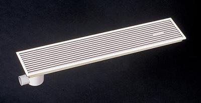【最安値挑戦中!最大25倍】浴室排水ユニット TOTO EWB632P 樹脂製グレーチング 非防水層タイプ 横引きトラップ 200角タイル用 [■]