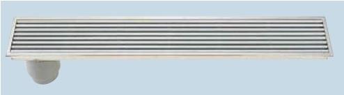 【最安値挑戦中!最大24倍】浴室排水ユニット INAX PBF-TM3-60T トラップ付排水ユニット(出入り口段差解消用) 非防水層タイプ 縦引きトラップ [□]