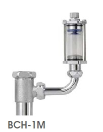 【最安値挑戦中!最大25倍】小型電気温水器 膨張水排出装置 イトミック 配管部材 BCH-1M BCH-Mシリーズ 密閉式 洗面器(32A洗浄管)Sトラップ用 BCH本体+BCH用排水金具 [▲§]