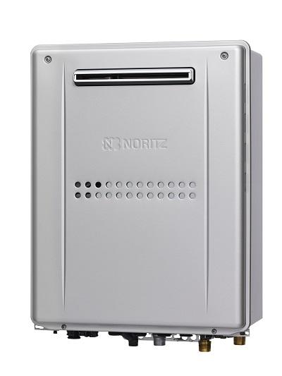 【最安値挑戦中!最大25倍】ガス温水暖房付ふろ給湯器 ノーリツ GTH-C2459SAWD BL シンプル(オート) 2温度/ヘッダー外付 屋外壁掛形 24号 リモコン別売 [♪◎]