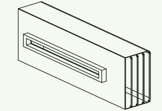 【最大44倍スーパーセール】給湯器部材 パロマ 【ATFA-5TA】(52091) 側方排気カバー