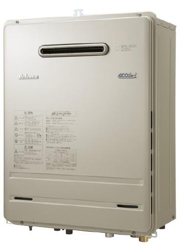 【最安値挑戦中!最大24倍】ガス給湯器 パロマ FH-E167KAWL リモコン別売 壁掛型・PS標準設置型 準寒冷地仕様