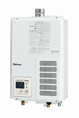 【最安値挑戦中!最大24倍】ガス給湯器 パロマ PH-163EWHFS リモコン付属 屋内壁掛け FE式(給湯専用)コンパクトオートストップタイプ 壁掛け型 16号