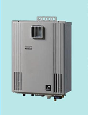 【最安値挑戦中!最大24倍】ガスふろ給湯器 パーパス GX-H2402ZW エコジョーズ フルオート 24号 PS標準設置兼用 [♪◎]