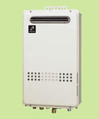 【最安値挑戦中!最大24倍】ガスふろ給湯器 パーパス GS-2400AW-A 給湯高温水供給式 24号 PS標準設置兼用 [♪◎]