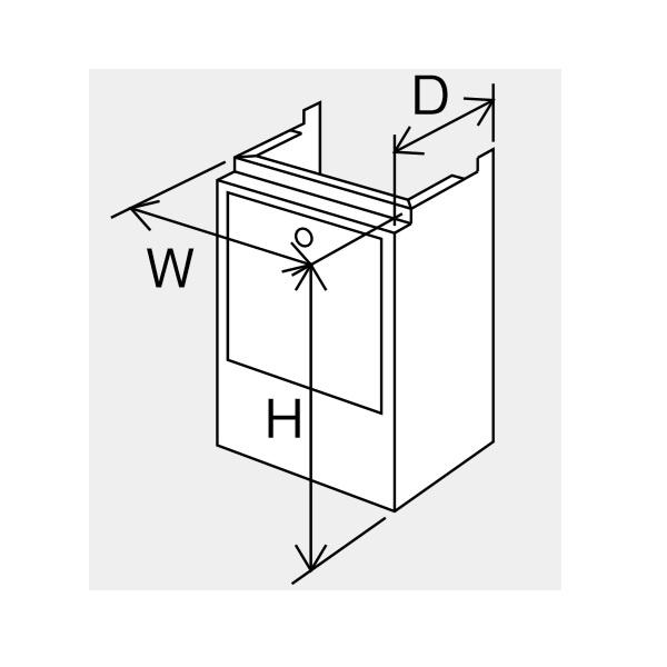 【最安値挑戦中!最大25倍】ガス給湯器 部材 パーパス HC-S6039 防振配管カバー 塩害対策塗装品 [◎]