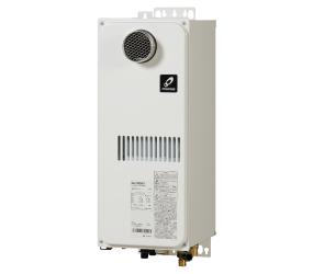 【最安値挑戦中!最大24倍】ガス給湯器パーパス GX-1600AWS-1 設置フリータイプ オート 屋外壁掛 16号 ※受注生産品 [♪◎§]