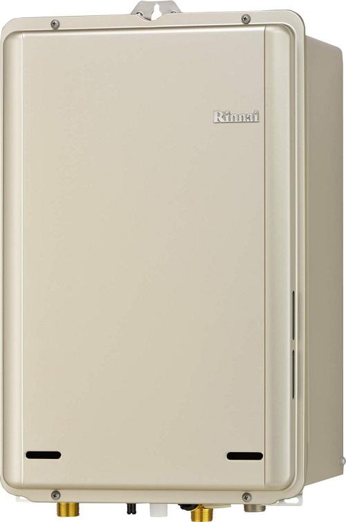【最安値挑戦中!最大25倍】ガス給湯器 リンナイ RUX-E1606B 給湯専用タイプ ユッコ 16号 PS後方排気型 20A [■]