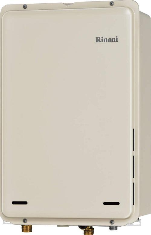 【最大44倍スーパーセール】ガス給湯器 リンナイ RUX-A2016B 給湯専用 ユッコ 20号 PS扉内後方排気型 15A [≦]