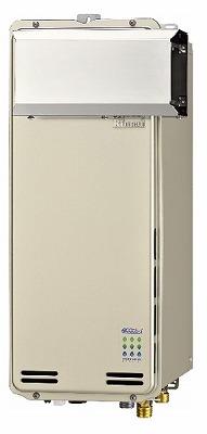 【最安値挑戦中!最大25倍】ガス給湯器 リンナイ RUF-SE1615SAA 16号 オート アルコーブ設置型 給湯・給水15A [≦]