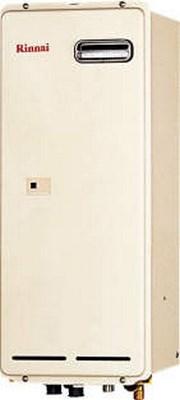【最安値挑戦中!最大25倍】ガス給湯器 リンナイ RH-61W(A) 屋外壁掛型 [≦]
