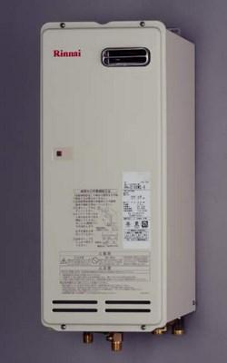 【最安値挑戦中!最大25倍】ガス給湯器 リンナイ RH-S100W2-6(A) 屋外壁掛型 [≦]