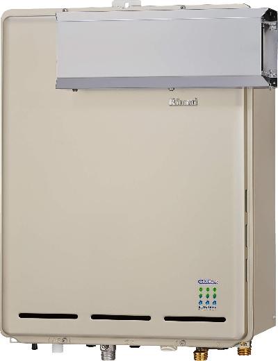 【最安値挑戦中!最大23倍】ガス給湯器 リンナイ RUF-E1605AA(A) エコジョーズ ユッコUF 16号 フルオート アルコーブ設置型 20A [≦]