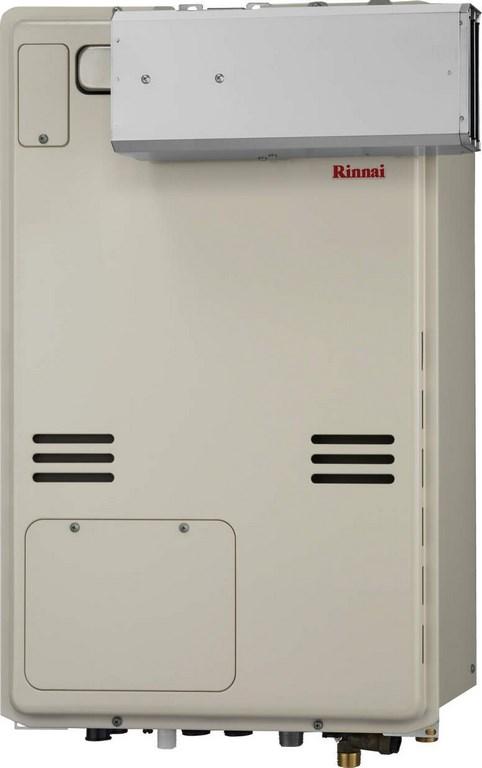 【最安値挑戦中!最大25倍】ガス給湯器リンナイ RUFH-A2400SAA 24号 オート アルコーブ設置型[∀■]