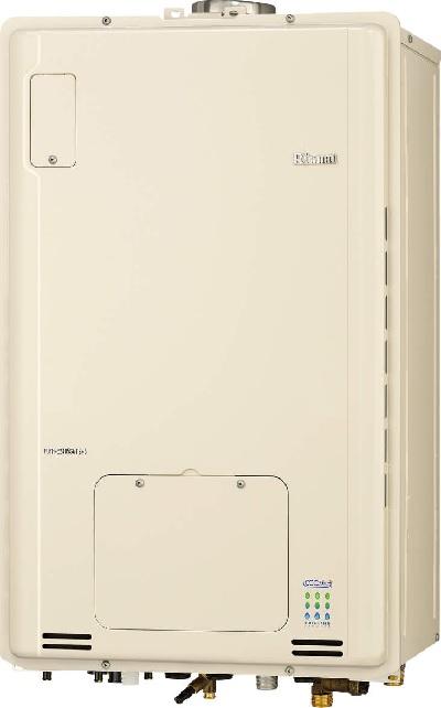 【最安値挑戦中!最大24倍】ガス給湯器 リンナイ RUFH-E2405AU2-3(A) 24号 フルオート PS扉内上方排気 [∀■]