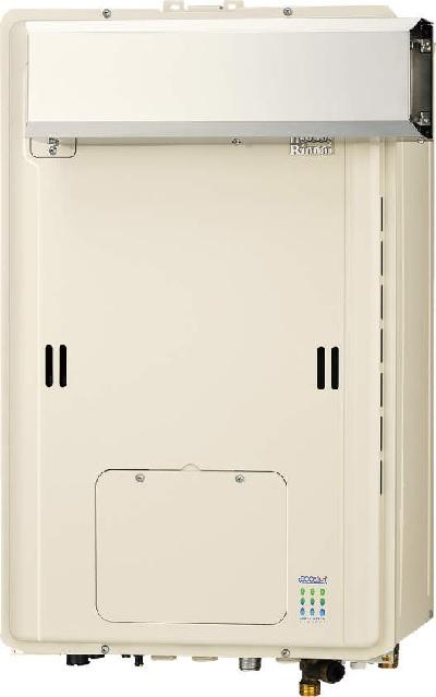 【最大44倍スーパーセール】ガス給湯器 リンナイ RUH-E1613A2-1 16号 音声ナビ アルコーブ設置 [≦]