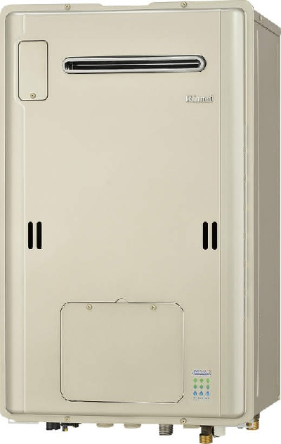 【最大44倍スーパーセール】ガス給湯器 リンナイ RUH-E1613W2-1 16号 音声ナビ 屋外壁掛 [≦]