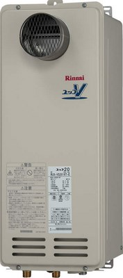 【最安値挑戦中!最大24倍】ガス給湯器 リンナイ RUX-VS1616T-E 16号 PS扉内設置型 PS前排気型 [∀■]