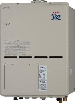 【最安値挑戦中!最大25倍】ガス給湯器 リンナイ RVD-A2400SAU(A) 24号 オート PS扉内上方排気型 [⇔]