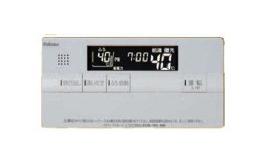 【最安値挑戦中!最大24倍】ガス給湯器部材 パロマ FC-700V 浴室リモコン ボイスリモコン DH-GE2415APZL用