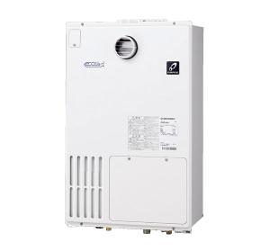 【最大44倍スーパーセール】給湯暖房用熱源機 パーパス GH-SDM1600ZWH3-1 エコジョーズ フルオート PS標準設置形 [♪◎]