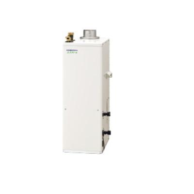 石油給湯器 コロナ UKB-EF471A(FP)+標準排気筒セット 据置型 屋内設置型 強制排気 インターホンリモコン付 [♪∀■]