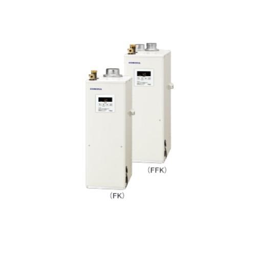 石油給湯器 コロナ UIB-SA381(FK)+排気筒トップセット 据置型 屋内設置型 強制排気 シンプルリモコン付 [♪∀■]