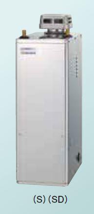 【最安値挑戦中!最大24倍】石油給湯器 コロナ UIB-NX46R(SD) 屋外設置型 無煙突 シンプルリモコン付 [♪∀■]