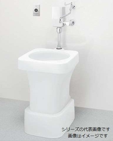 【最安値挑戦中!最大24倍】パブリック用流しセット TOTO SKN330DRFF 給水栓なし 補高台あり 排水接続既設取り替え [♪■]