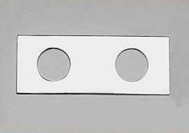【最安値挑戦中!最大25倍】セラトレーディング VL002-60 Vola 台座 ブラッククロム 受注生産品 [■§]
