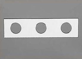 【最安値挑戦中!最大25倍】セラトレーディング VL2003K-16 Vola 台座(バス用) クロム 受注生産品 [■§]