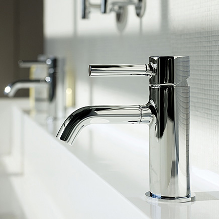 【最安値挑戦中!最大25倍】水栓金具セラトレーディング ZU6242 湯水混合栓 (引棒なし) Pan [■]