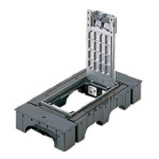 【最安値挑戦中!最大24倍】電設資材 パナソニック NE32631L フラット型インナーコンセント角II型(電力ダブルコンセント×1,電話×2) [∽]