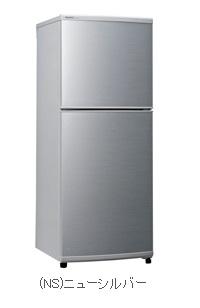 【最安値挑戦中!最大34倍】冷凍冷蔵庫 ユーイング MR-F140D 2ドア電気冷凍冷蔵庫 140L [♪▲【店販】]