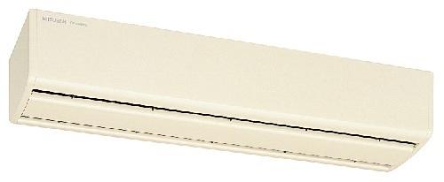 【最安値挑戦中!最大25倍】エアーカーテン 三菱 GK-3006S 業務用タイプ 単相100V 本体間口寸法:60cm [□]