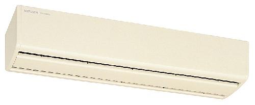 【最安値挑戦中!最大25倍】エアーカーテン 三菱 GK-3012S 業務用タイプ 単相100V 本体間口寸法:120cm [□]