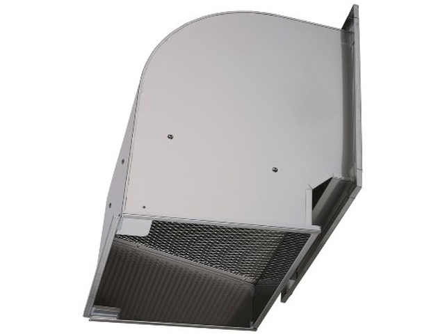 【最安値挑戦中!最大25倍】三菱 QW-40SDC 有圧換気扇用ウェザーカバー 一般用(温度ヒューズ 72度) ステンレス製 防鳥網標準装備 40cm用[♪$]