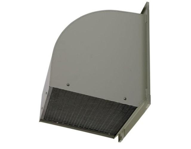 【最安値挑戦中!最大25倍】三菱 W-40TBM 有圧換気扇用ウェザーカバー 鋼板 防虫網標準装備 40cm用[♪$]